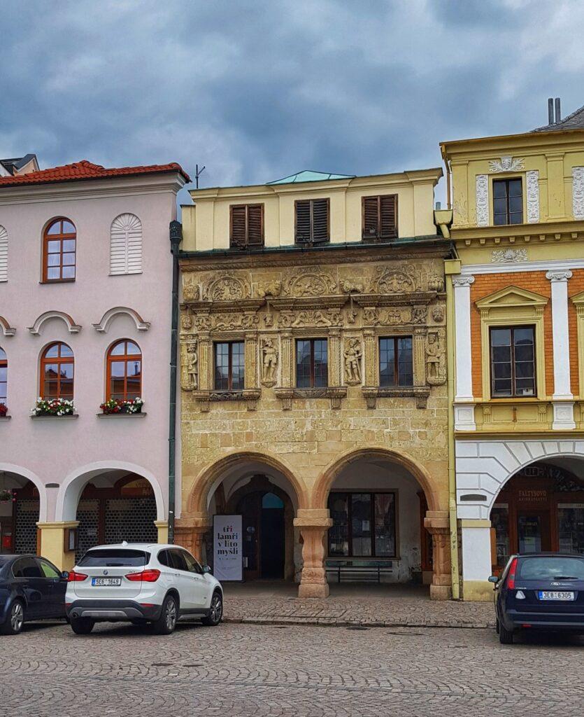 Dům U rytířů, Litomyšl