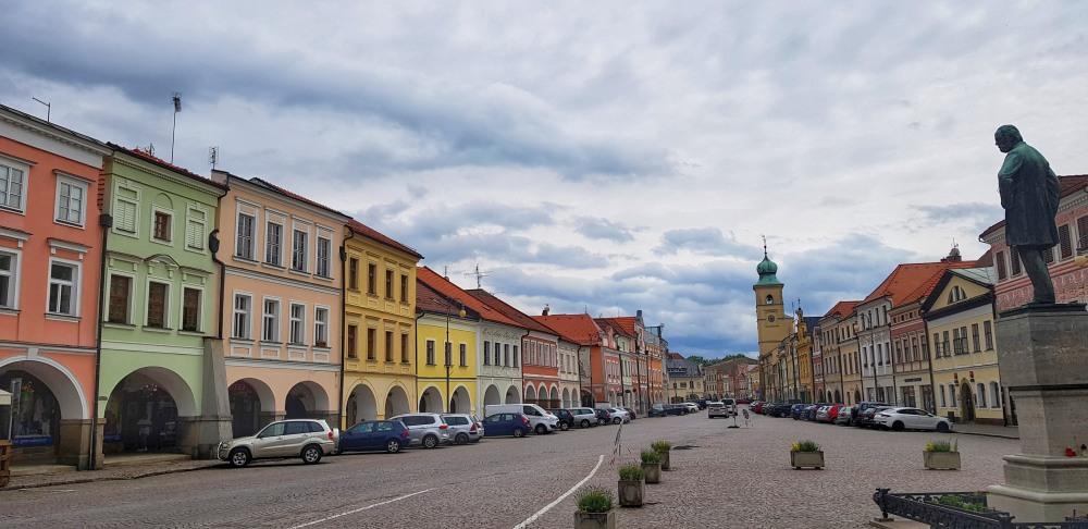 Smetanovo náměstí, Litomyšl