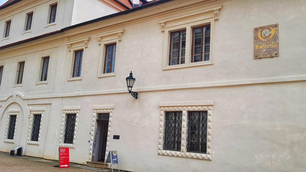 Rodný dům Bedřicha Smetany