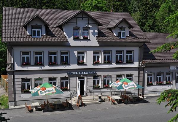 Hotel Seifert, Nové Hamry