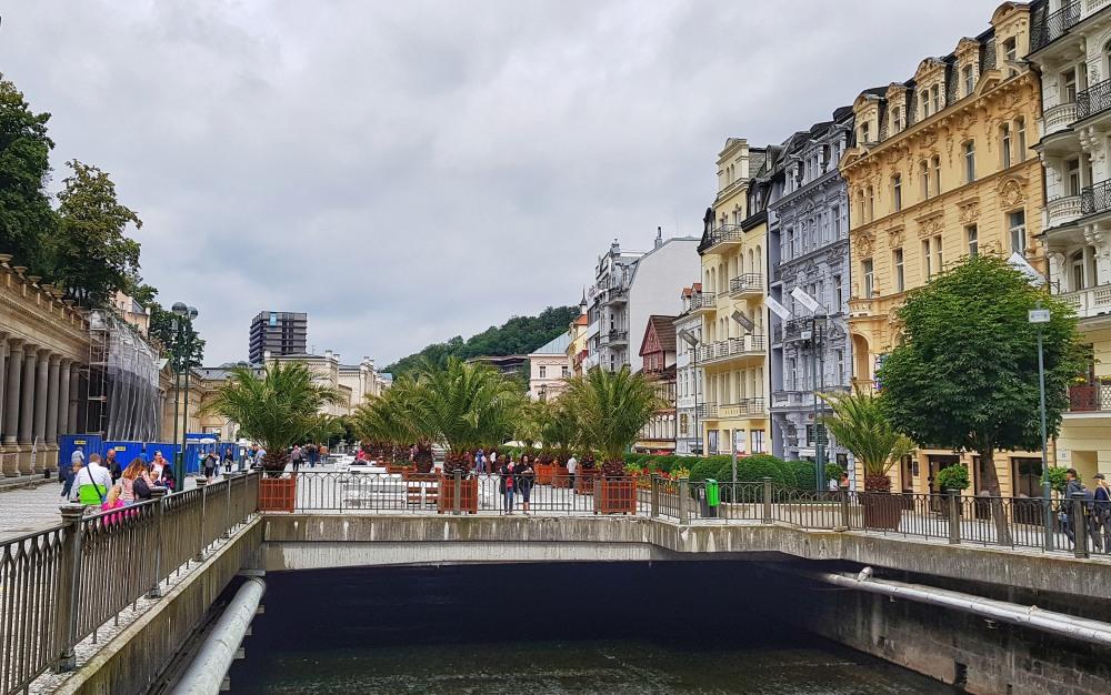 Mlýnská kolonáda, Karlovy Vary