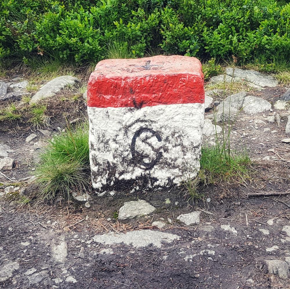 Nejmenší hraniční kámen
