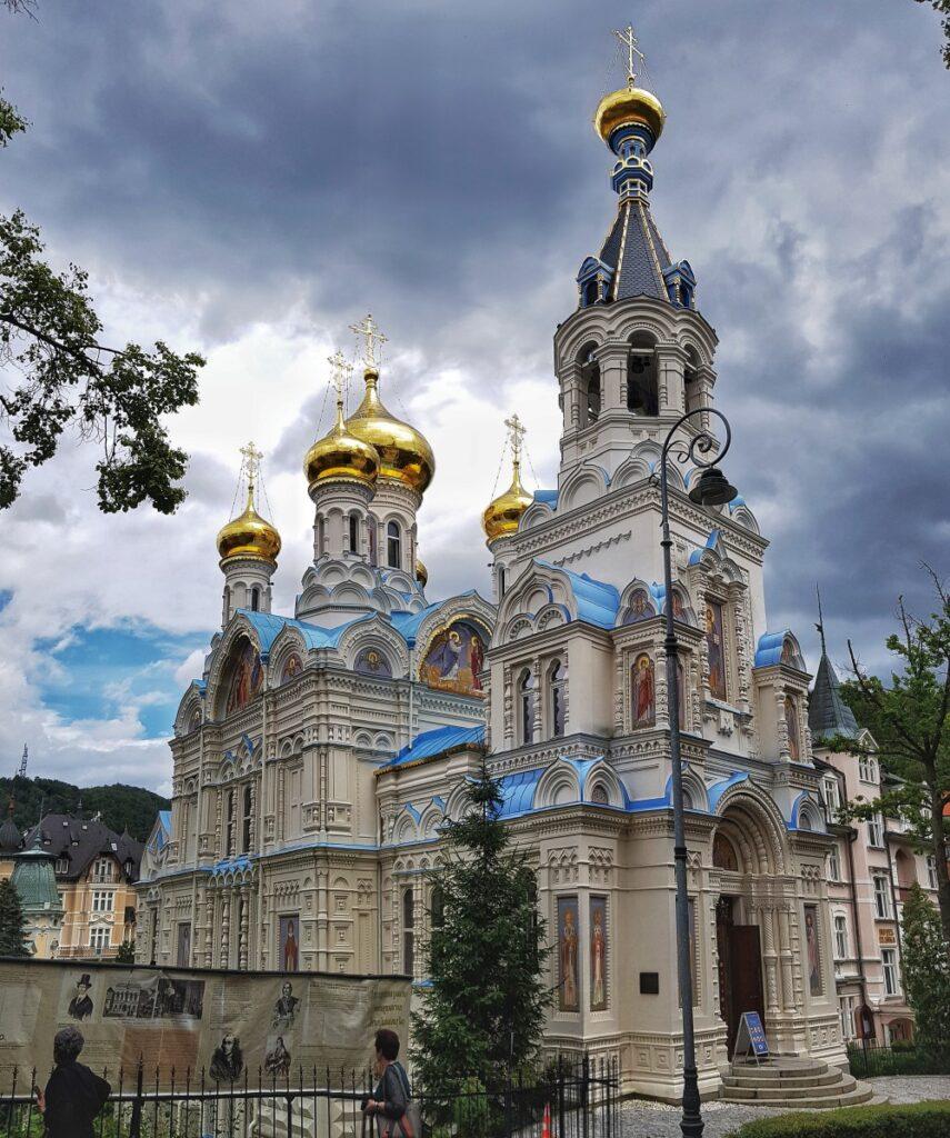 Pravoslavný chrám sv. Petra a sv. Pavla, Karlovy Vary