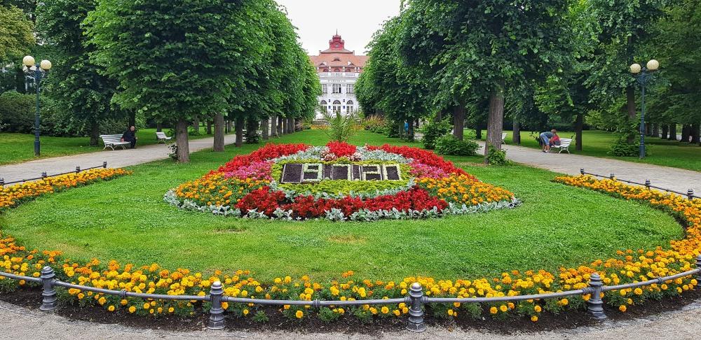 Smetanovy sady, Karlovy Vary