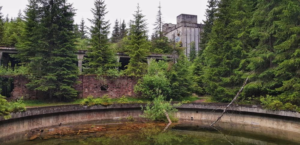 Sauersack (bývalý cínový důl Rolava)