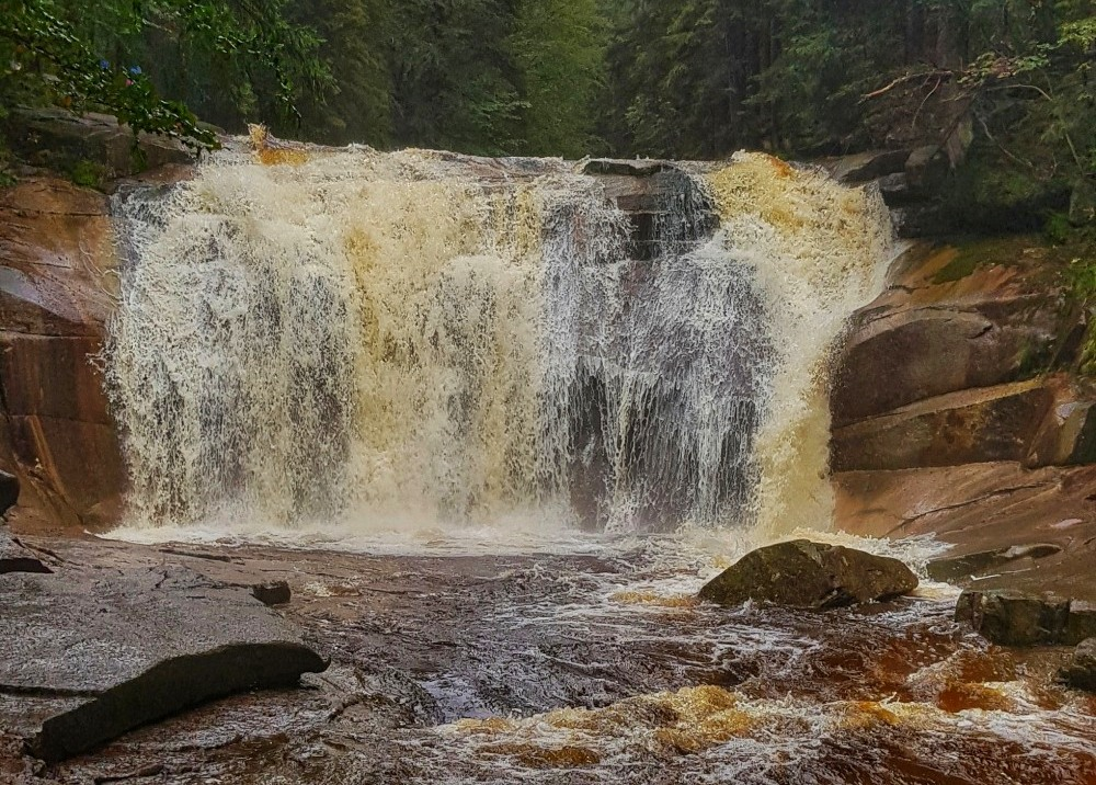 Mumlavský vodopád, Harrachov