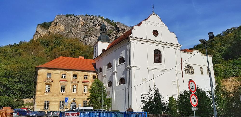 Kostel Narození sv. Jana Křtitele, Svatý Jan pod Skalou